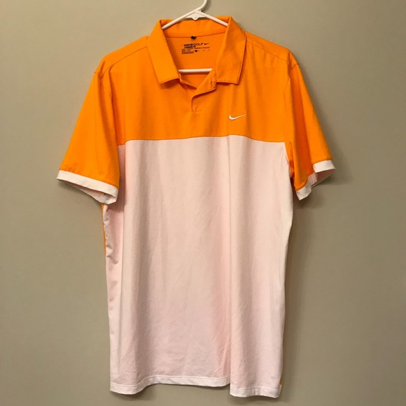 152a164d Nike Shirts | Mens Color Block Icon Polo Golf Shirt | Poshmark
